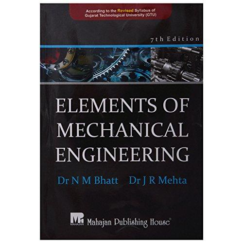 elements of mechanical engineering gtu book