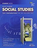 Steck-Vaughn GED: Test Preparation Student Edition Social Studies 2014