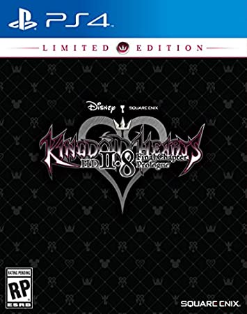 Kingdom Hearts HD 2.8 Final Chapter Prologue Limited Edition - PlayStation 4