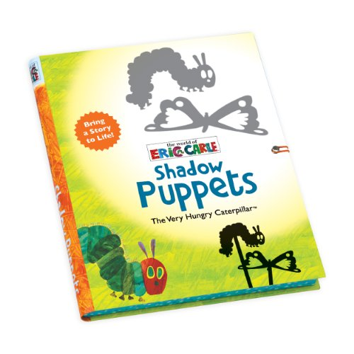 Eric Carle the Very Hungry Caterpillar Shadow Puppets