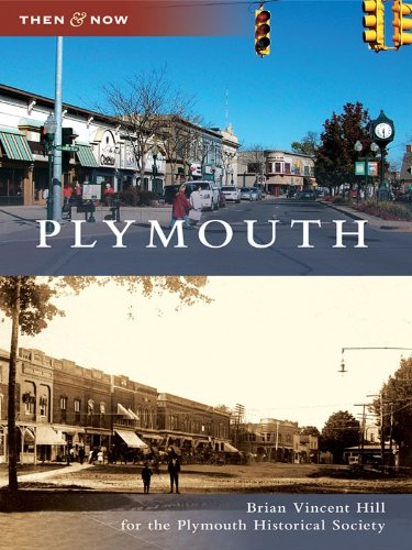 plymouth-then-and-now-english-edition