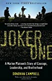 Book cover for Joker One: A Marine Platoon's Story of Courage, Leadership, and Brotherhood