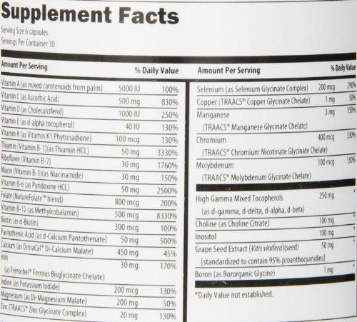 Designs for Health - Prenatal Pro, 180 Vegetarian Capsules