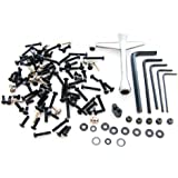 Associated 1/8 Monster Gt Mgt 8.0 * Screws & Tools * Allen Wrench Differential