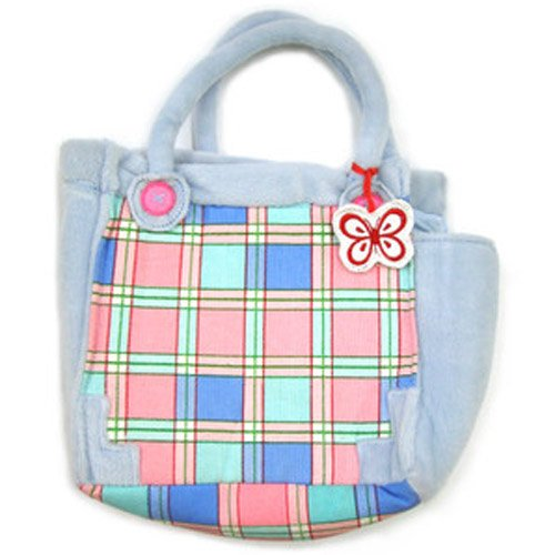 Fancy Schmancy Purse Pets Baby Blue