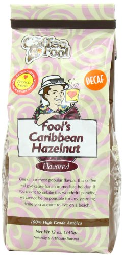 Decaf Hazelnut Coffee