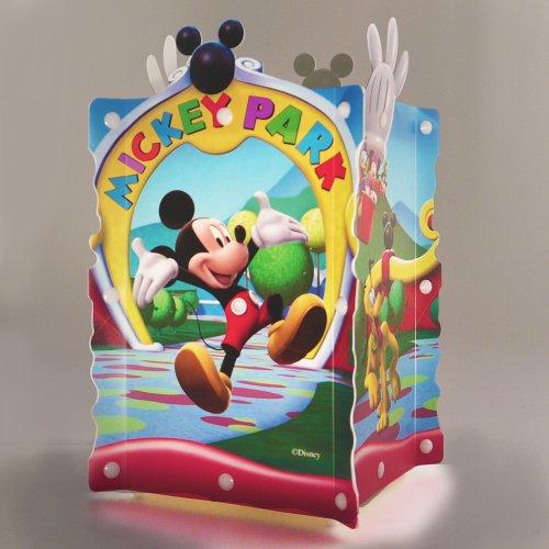 Lampada Comodino per Cameretta Disney Mickey