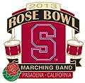 2013 Stanford Marching Band Rose Bowl Game Pin