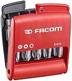 Facom E.612PG Etui 10 embouts longs 50 mm
