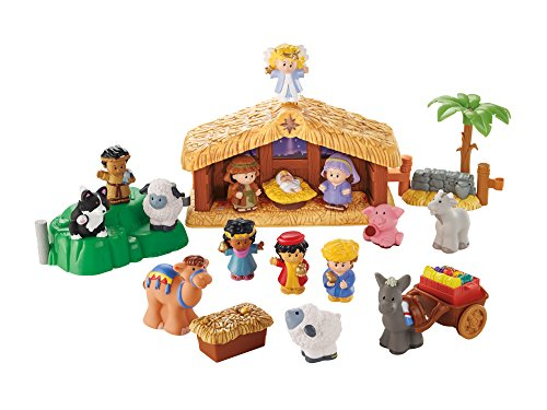 Fisher-Price Little People Nativity Set (Fisher Price Nativity Baby Jesus compare prices)