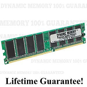 1GB [2x512MB] PC800 45ns RDRAM RAMBUS Rimm Memory RAM Upgrade for the Dell Dimension 8100 8200