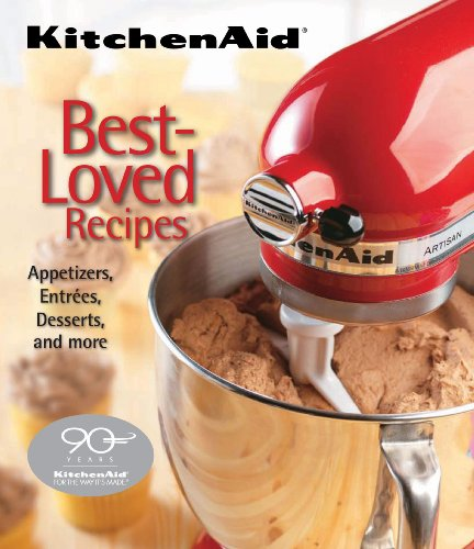 KitchenAid Best-Loved Recipes (Kitchen Aid Mixer Book compare prices)