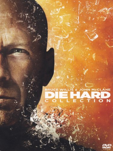 Die hard collection (+booklet) [5 DVDs] [IT Import]