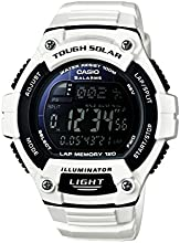 Casio Herren-Armbanduhr XL Collection Men Digital Quarz Resin W-S220C-7BVEF