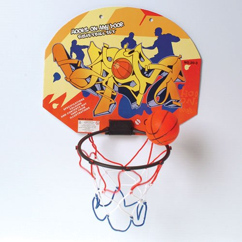 Basketball Hoop-colors may vary