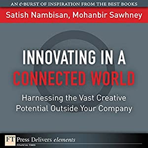 Innovating in a Connected World Audiobook