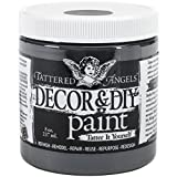 Tattered Angels Decor and DIY Paint Cup, 8 oz, Zinc