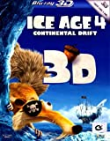 Ice Age 4 Continental Drift 3D (Blu-ray)
