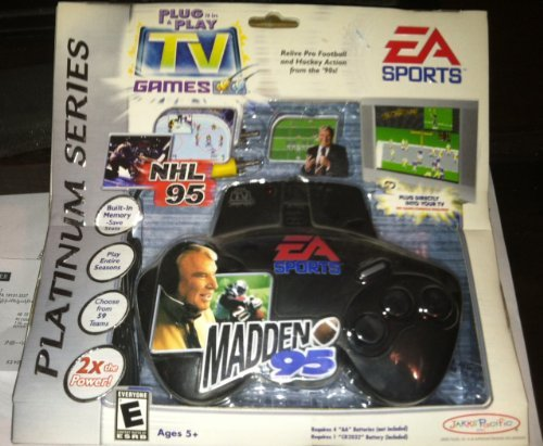 John Madden 95 Football & NHL 95 Hockey – Plug & Play Game by Electronic Arts online kaufen