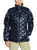 Columbia Chaqueta Guateada Trask Mountain 650 Turbo Down t (Azul Marino)