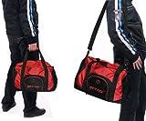 "BESTEK 18"" center dome shape duffle bag outdoor travel bag with basketball compartment sport bag men/women BTGB01"