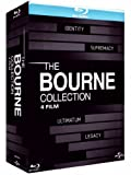 Bourne Collection (The) (4 Blu-Ray) - IMPORT