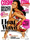 Cosmopolitan Magazine for Latinas (Premier Issue) Zoe Saldana