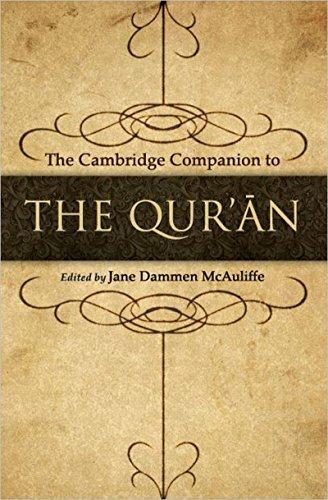 The Cambridge Companion to the Quran