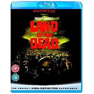Land Of The Dead [Blu-ray] [Region Free]