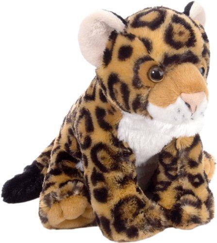 Jaguar Plush Stuffed Animal<br>Wild Republic Cuddlekin