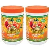 Beyond Tangy Tangerine 2.0, Citrus Peach Fusion,(Twin Pak)
