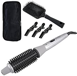 Amazon.com : Perfecter Fusion Styler with Travel Bag, Detangle Brush