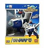 BJ.BONG (PAUL) - Super Wings Transformer avion animation de série Caractère