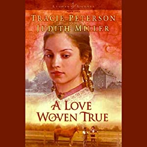 A Love Woven True Audiobook