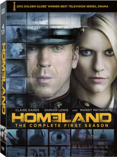Cover art for  Homeland: The Complete First Season