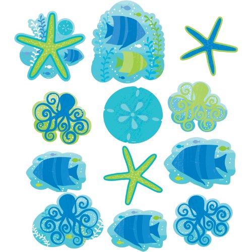Summer Sea Value Pack Cutouts