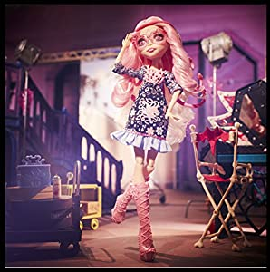 Monster High Hauntlywood Viperine Doll