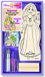 Rapunzel Decorate-Your-Own Wooden Doll