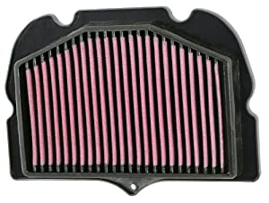 K&N SU-1308 Suzuki High Performance Replacement Air Filter by K&N