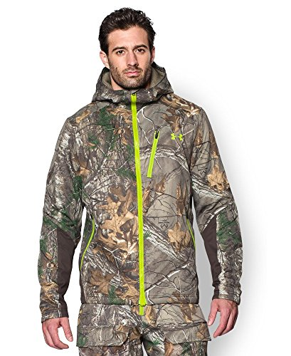 Under-Armour-Mens-UA-Storm-Scent-Control-Barrier-Hooded-Jacket