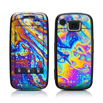 World of Soap Design Protective Skin Decal Sticker for Samsung Impression A877 Cell Phone