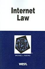 Internet Law in a Nutshell