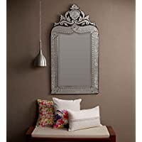 Venetian Design Maharaja Crown Wall Mirror