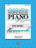 img - for David Carr Glover Method for Piano Technic: Level 1 book / textbook / text book
