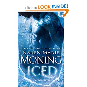 Iced: A Fever Novel (Fever Novels) by Karen Marie Moning