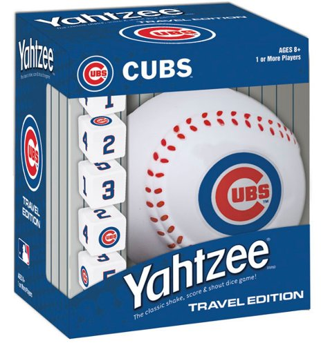 Yahtzee MLB - MLB - Cubs at Amazon.com