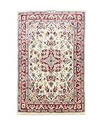 L'Eden del Tappeto Alfombra Kashmirian F/Seta Multicolor 62 x 92 cm