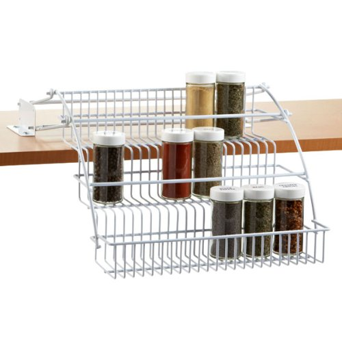 Rubbermaid Pull Down Spice Rack Reviews