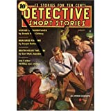 Detective Short Stories - August 1937 (159798115X) by Chidsey, Donald Barr