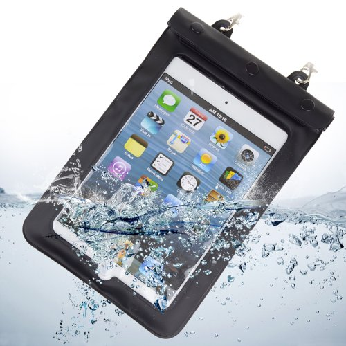 Waterproof Case Dry Bag Diving Pouch With Earphones Jack For 7.9'' Inch Apple Ipad Mini / Ipad Mini 2 With Retina Display
